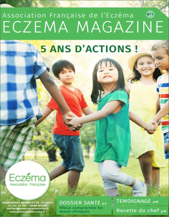 Eczéma magazine