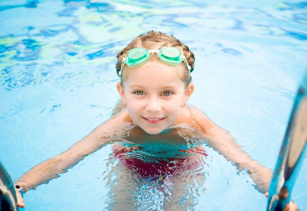 dermatite atopique et la baignade