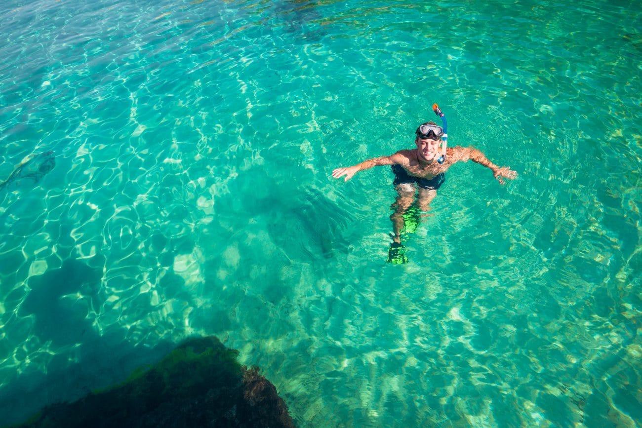 Pratiquer la natation avec de l'eczéma