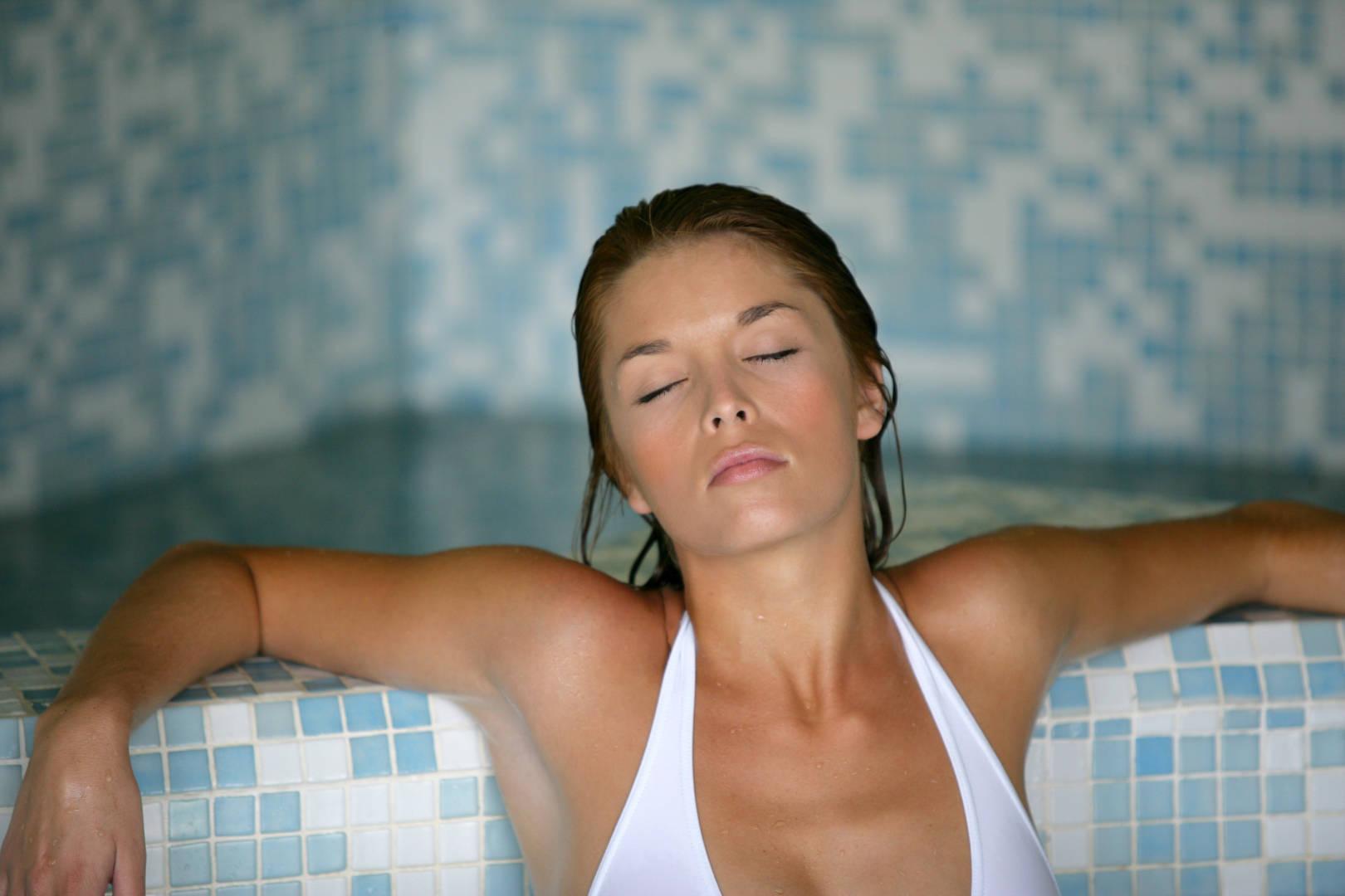 eau thermale et dermatite atopique