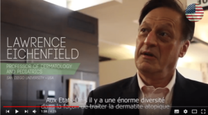 Tour du monde de l'Eczéma : les traitements par Lawrence Eichenfield