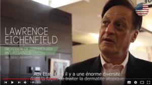 Tour du monde de l'Eczéma : les traitements par Lawrence Eichenfield