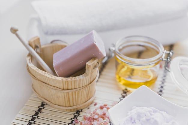 savon saponifié à froid pour peau atopique