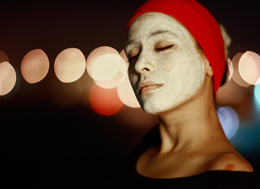 eczema visage