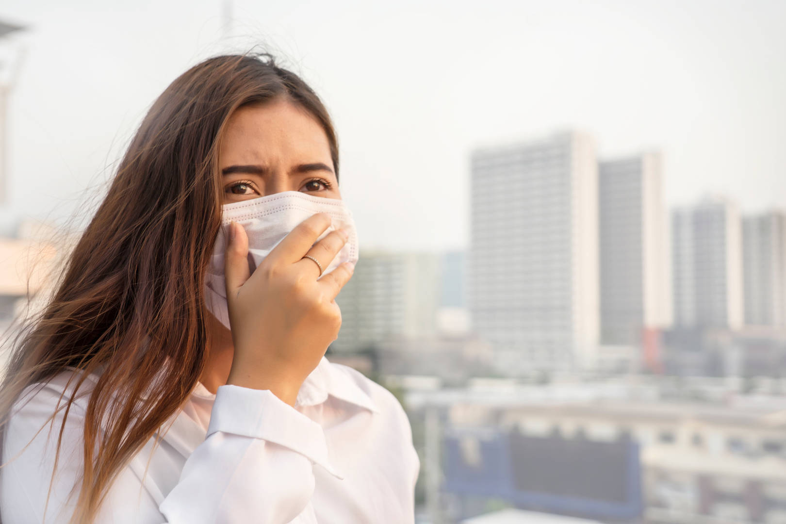 eczéma et pollution