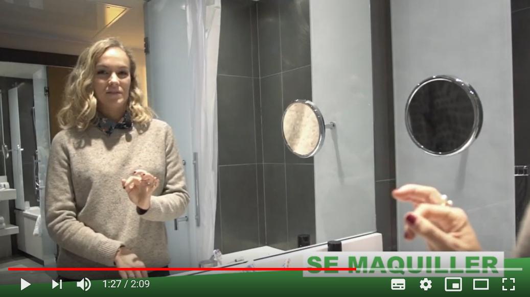Témoignage vidéo sur les cosmétiques et l'eczéma
