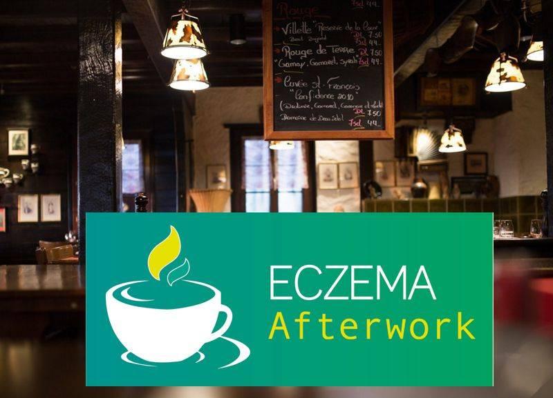 image de l'afterwork de l'Association Française de l'Eczéma
