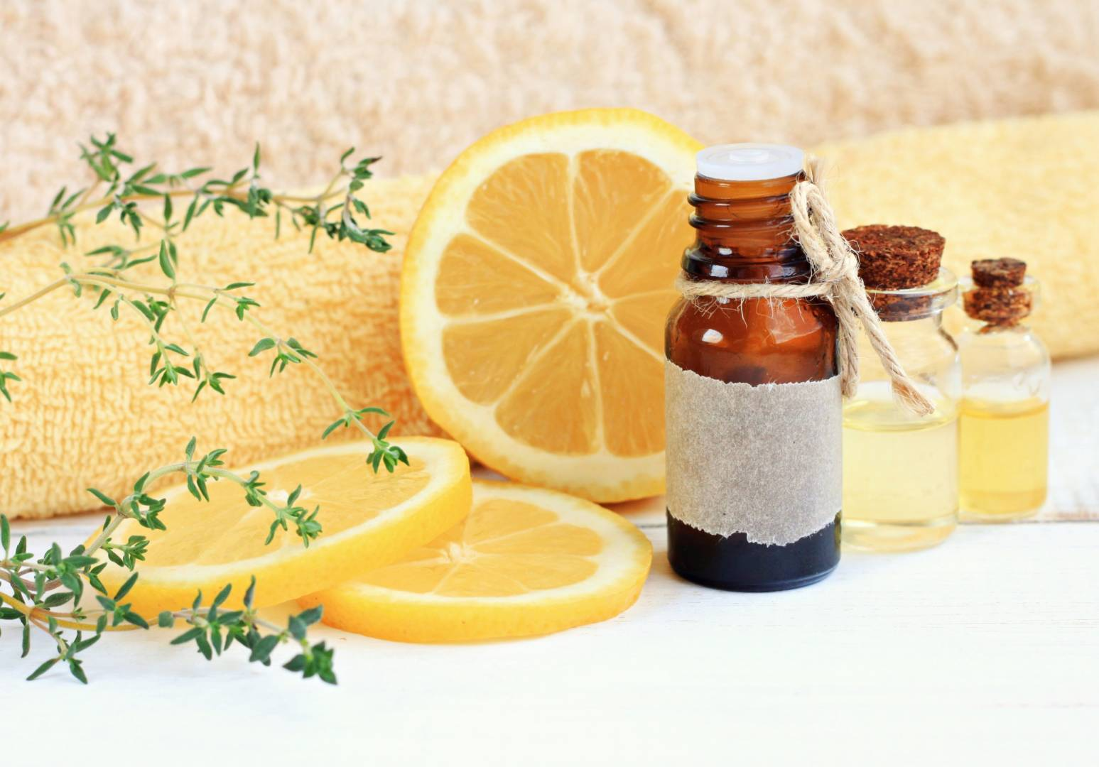 allerfie au limonène et eczéma