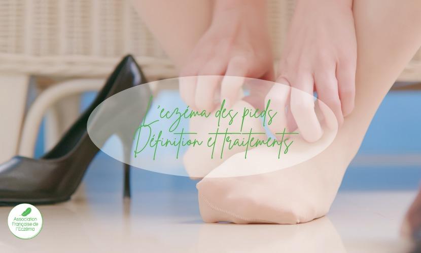 eczéma pieds